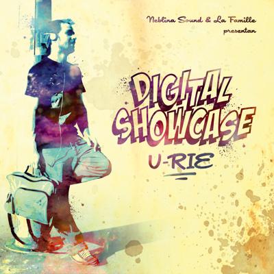U-Rie - Digital Showcase - descárgalo grátis / free download U-rie-digital-showcase-front