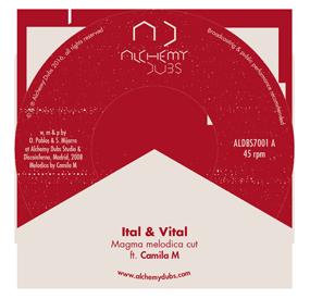 Ital&Vital_7inch_Label